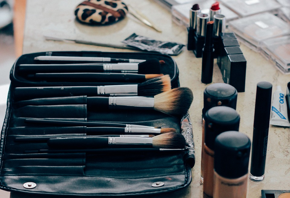 The composition of cosmetic products